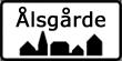 Ålsgårde logo